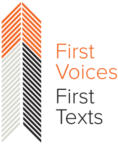 First Voices, First texts